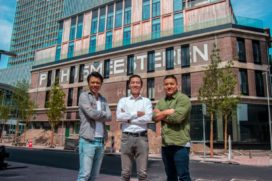 Foto's: de nieuwe Foodhallen Rotterdam