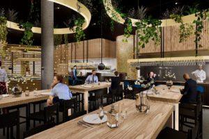 Nieuw restaurant ZA in Houthavens Amsterdam