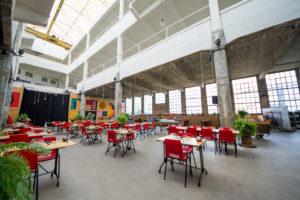 Horecainterieur: De Timmerfabriek in Vlissingen