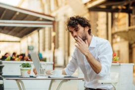 Clean Air Nederland: '28 van de in totaal 20.000 terrassen nu deels rookvrij'