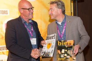 Tienjarig jubileum Bier! Magazine op Gastvrij Rotterdam