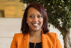Maria Ghebresselasie nieuwe hotelmanager Hilton Amsterdam