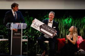 Leo Claus neemt afscheid als directeur Claus Company