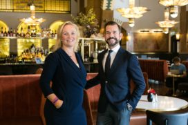Claire van Campen nieuwe general manager American Hotel Amsterdam