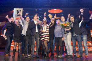 Stemrecord Café Top 100 Publieksprijs: Goesting blijft aan kop