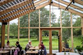Restaurant Greens: 'Natuurlijke snoepjes uit zorgtuin 2.0'