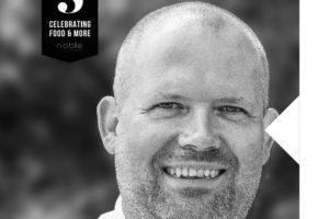 Edwin Kats viert lustrum Noble met bijzondere gastchefs