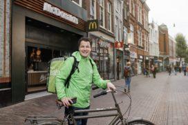 McDonald's rolt bezorging Nederland verder uit via Uber Eats
