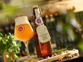 Grolsch Tripel brengt bruine beugelfles terug op de markt