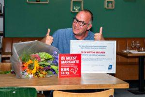 Ondernemerspaar Breuren Meest Markante Horecaondernemers Midden NL