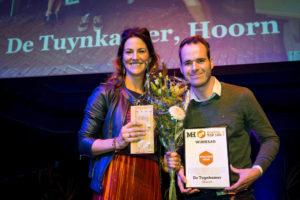 De Tuynkamer over Publieksprijs Koffie Top 100 2018: 'Écht bezig met social media'