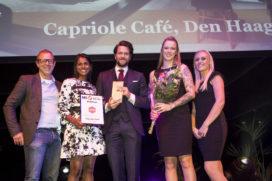 Koffie Top 100 2018: Capriole Café maakt het zichzelf lastig met prijswinnend interieur