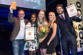 Nr 2 Koffie Top 100 2018 Capriole Café heeft handen vol awards