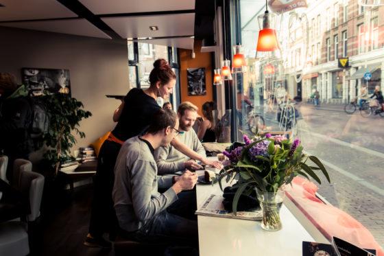 Koffie Top 100 2018 – nr. 17: Doppio Espresso Nobelstraat, Utrecht
