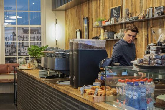 Koffie Top 100 2018 – nr. 23: Naked, Amsterdam