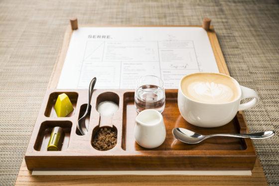 Koffie Top 100 2018 – nr. 25: Serre (Hotel Okura), Amsterdam