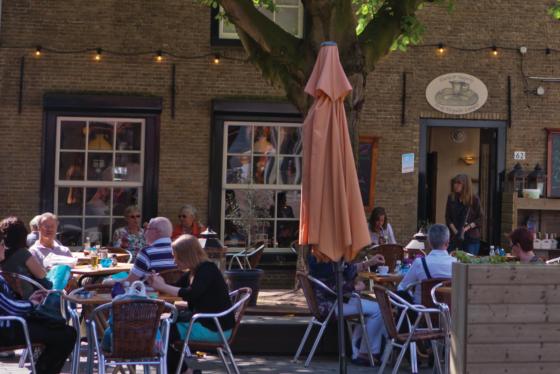 Koffie Top 100 2018 – nr. 45: In de Vergulde Lampet, Dordrecht
