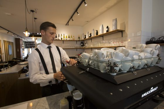 Koffie Top 100 2018 – nr. 63: Vascobelo Haarlem