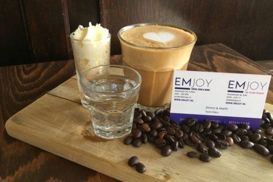 Koffie Top 100 2018 – nr. 70: EMjoy De Gulle Gaper, Ede