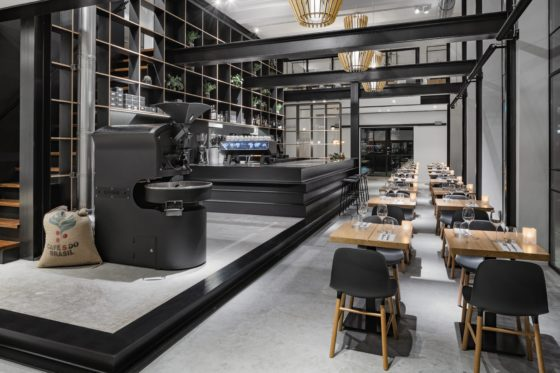 Capriole Café is de Mooiste Venue in de Koffie Top 100 2018
