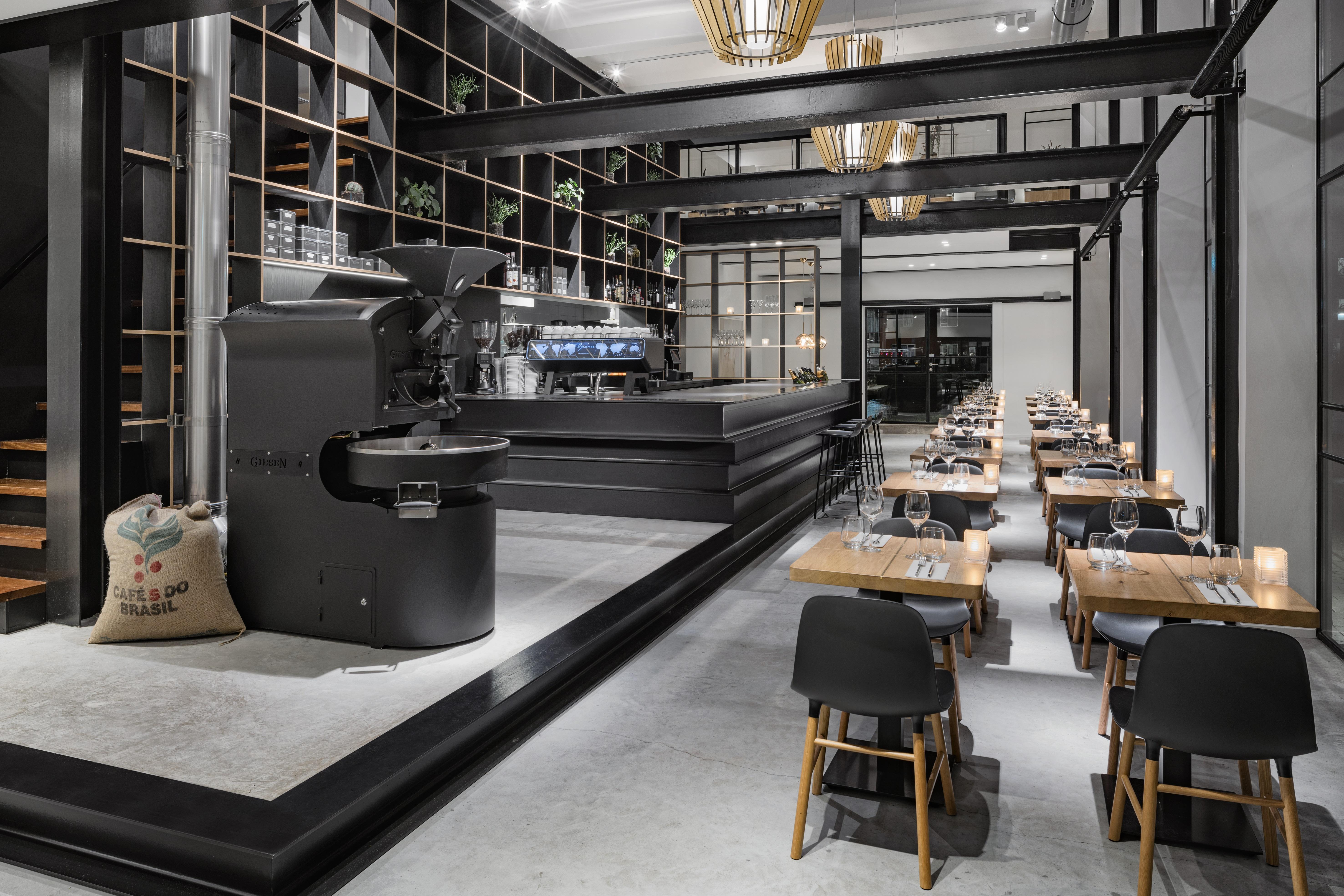 Capriole Café is de Mooiste Venue in de Koffie Top 100 2018