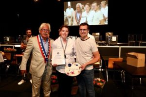 Young Chef Award 2018 voor Manouk Mols