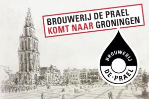Bierbrouwer De Prael naar Groningen