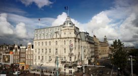 Park Plaza Victoria Amsterdam renoveert hotel