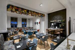 Nieuw interieur voor sterrestaurant Perceel