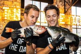 Visrestaurant Pesca verlegt grenzen