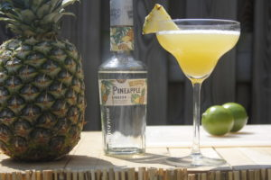 Cocktailrecept: Spiced Pineapple Daiquiri