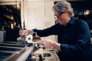 Plantaardige burgers voor hamburgerketen Robert Kranenborg
