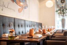 20 jaar Zeezout: Rotterdam op het menu; linnen van tafel