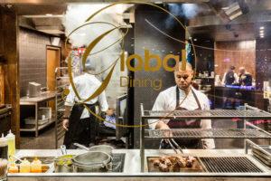 Global Dining Amsterdam: casinorestaurant met ambitie