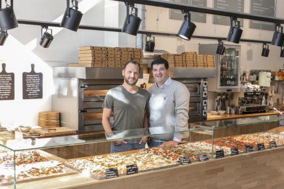 Herman Hell en Hugo Kruijssen: 'Met Sugo Pizza de wereld over'