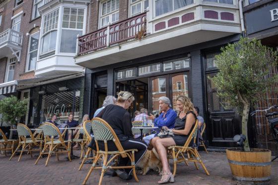 (C) Roel Dijkstra Fotografie / Foto : Fred LibochantDen haag / The old Jazz / restaurant / interieur / exterieur / terras /