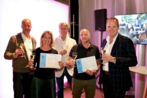 Eerste diploma's SVH Vinoloog/Sommelier uitgereikt
