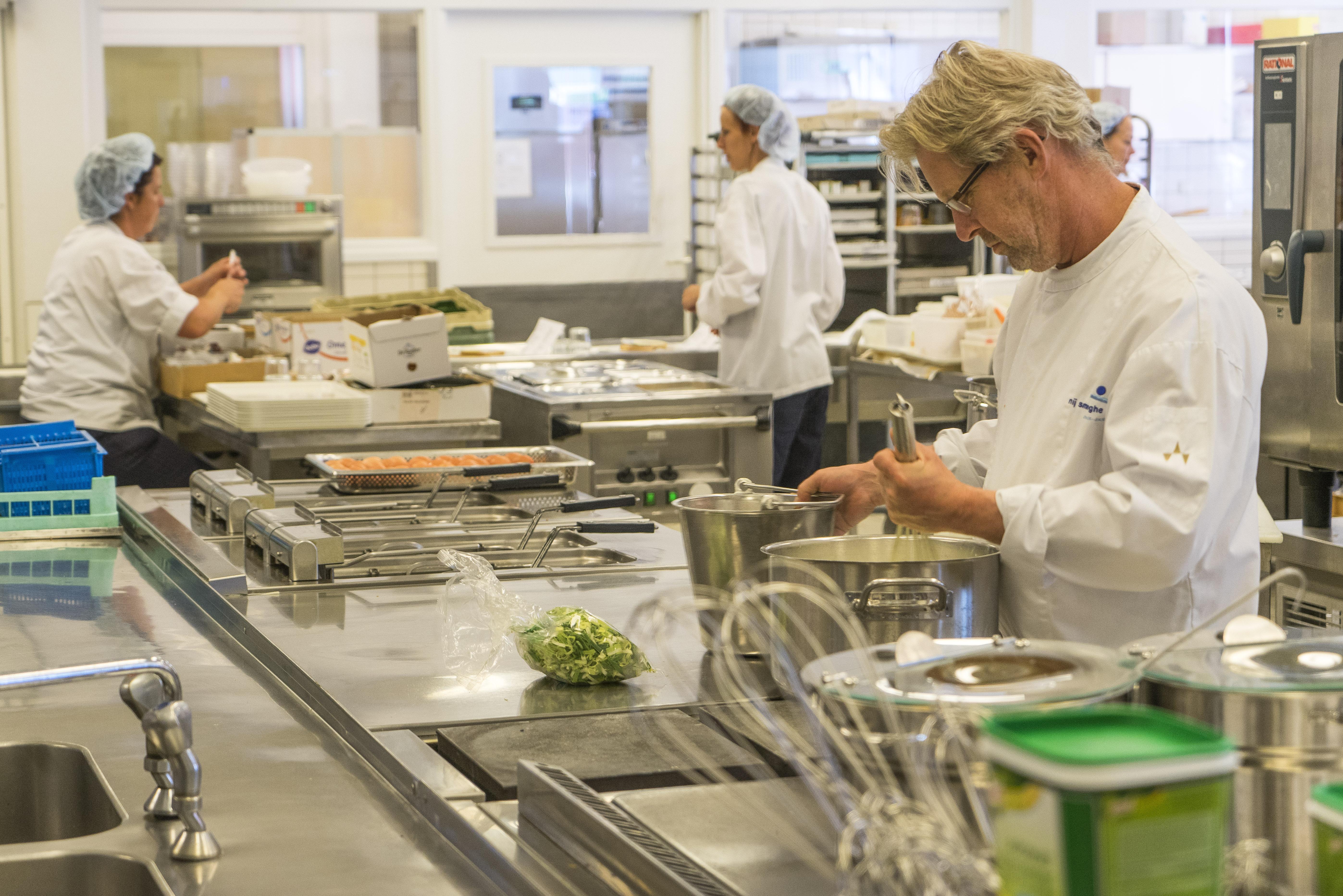 Ziekenhuiscatering Patiënten Ziekenhuis Drachten Eten Straks à La Carte