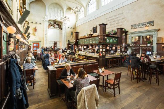 Café Top 100 2018 nr. 34: Olivier, Utrecht