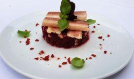 Vijf recepturen voor gerechtjes en amuses met paling