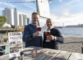 Bar-Restaurant Prachtig onderscheidend met bieren