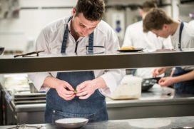 Raoul Meuwese nieuwe executive chef Bridges Amsterdam *