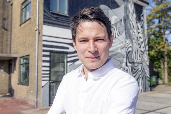 (C)Roel Dijkstra-Vlaardingen - Foto Dennis Wisse  Den Haag / Restaurant Glaswerk / eigenaar Bas Hoog