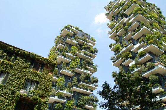 Green buildings 560x372