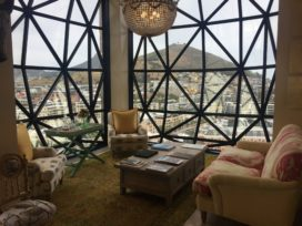 Horecainterieur The Silo Hotel in Kaapstad: Luxe in een oude graanopslag