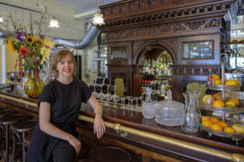 Loesje Tieleman: 'Mijn achternaam werkte niet in mijn nadeel'