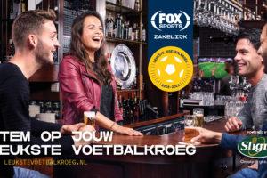 Provinciewinnaars Leukste Voetbalkroeg 2018/2019 bekend