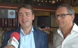 Video: Peer Swinkels en Gaius Voûte over overname Bier&cO