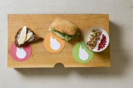 Rootz Kitchen stimuleert bewuster eten via de kassabon