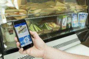 Scoolcompany stimuleert gezonde voeding met een app